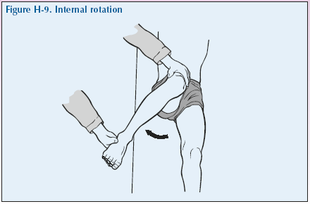H-9 Internal rotation