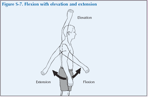 S-7 Flexion with elecation and extension