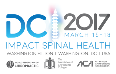 WFC Impact Spinal Health Washington DC 15-18 March 2017